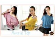 Minzie Top Knit